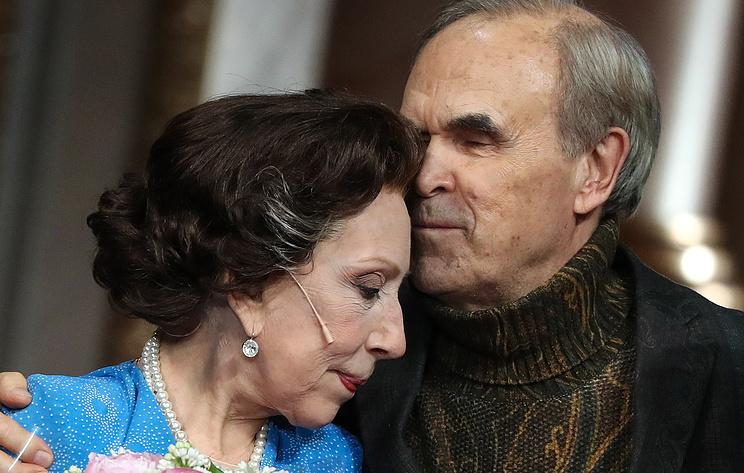 Супруг Инны Чуриковой рассказал, что актриса постепенно идет на поправку