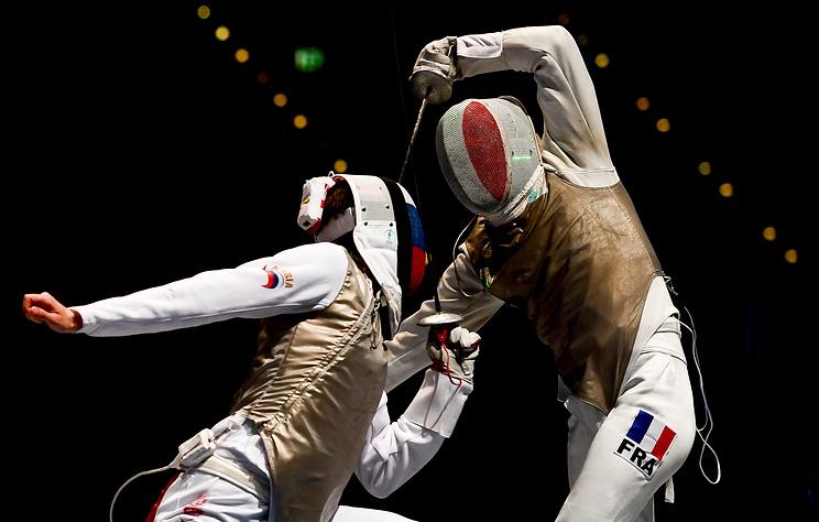 Рапирист Жеребченко заявил, что в командном турнире ЧМ сделает все возможное для победы