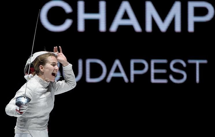 Впереди - командная борьба. Российские фехтовальщики лидируют на ЧМ после личных турниров