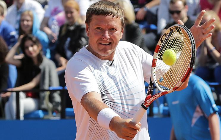 Состоялась церемония включения Кафельникова в Зал славы тенниса