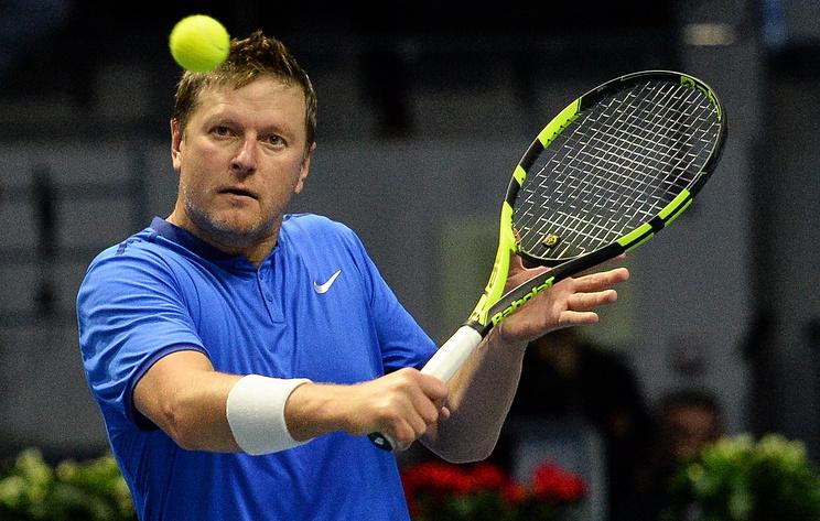 Кафельников назвал включение в Зал теннисной славы финалом его карьеры в спорте