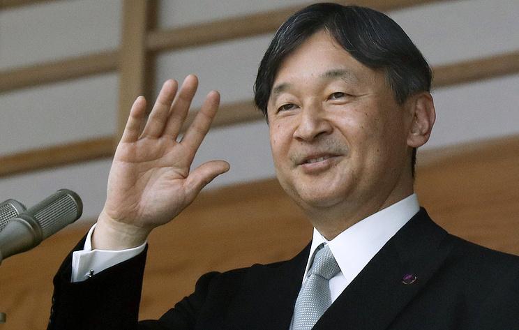 Император Японии станет почетным председателем Олимпиады и Паралимпиады в Токио