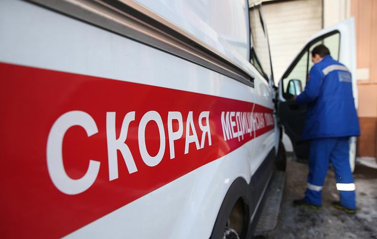 В ДТП с автобусом на Сахалине пострадали 12 человек