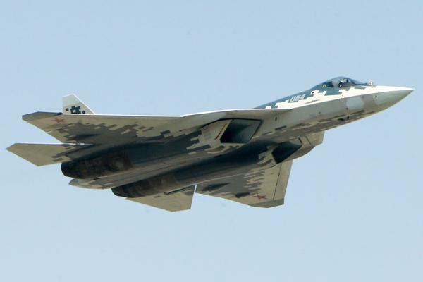 «Заметным» воздухозаборникам Су-57 дали объяснение
