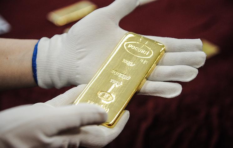 Цена золота превысила $1,5 тыс. впервые с апреля 2013 года