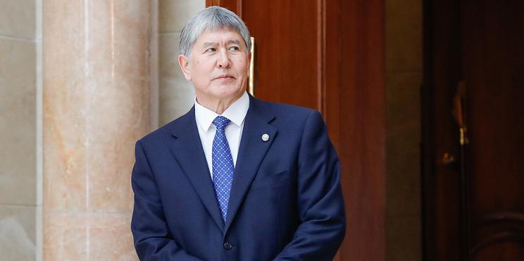 Задержание экс-президента Киргизии. Главное