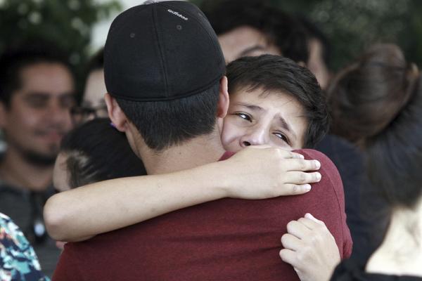 Техасский стрелок рассказал о выборе своих жертв