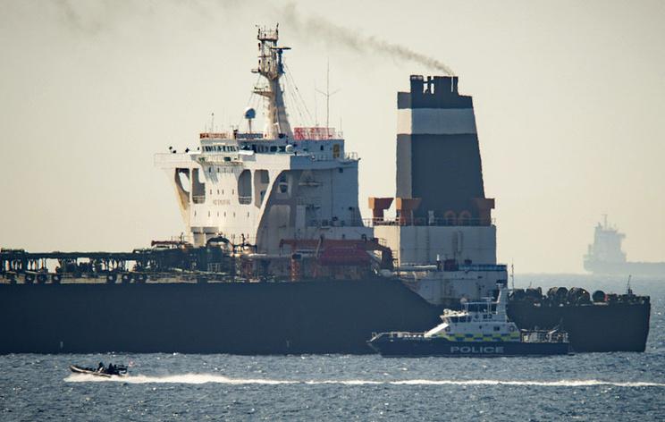 СМИ: власти Гибралтара освободят иранский танкер к вечеру 13 августа