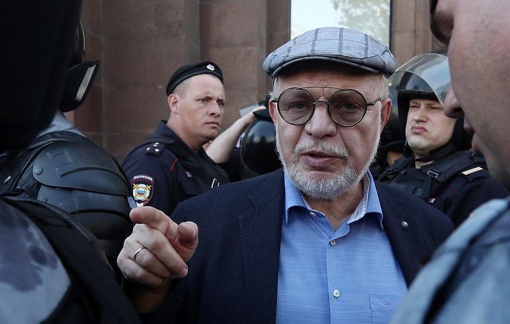 СПЧ просит Чайку проверить обоснованность возбуждения дела о беспорядках в Москве 27 июля