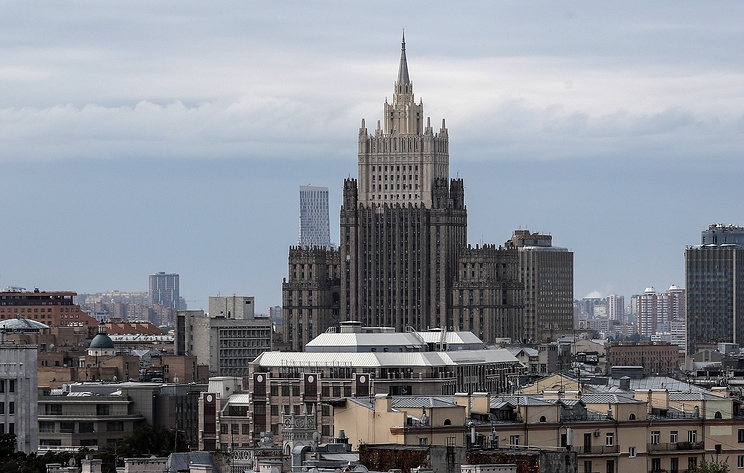 Россия объявила персоной нон грата сотрудника генконсульства Украины в Санкт-Петербурге