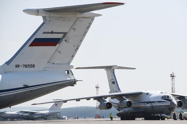 «Воздушные грузовики» России получили ультрафиолетовую защиту