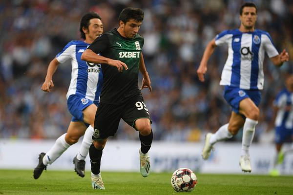 «Матч ТВ» обвинил португальцев в срыве трансляции матча «Краснодара» в ЛЧ