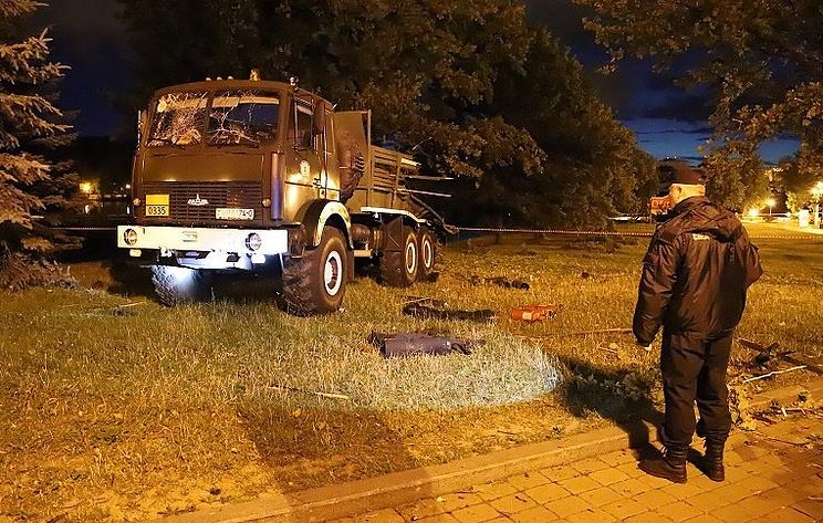 Следователи установили, что перед ЧП в Минске заряды салютов подвергли доработке