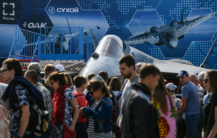Подведены итоги XIV Международного авиационно-космического салона