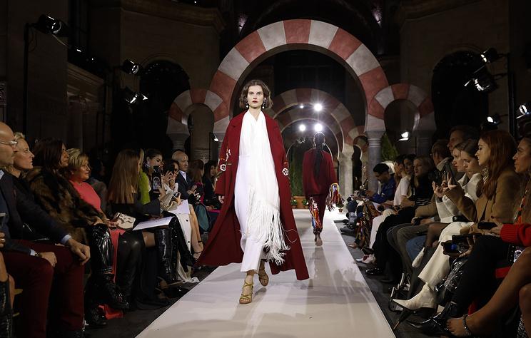 В Нью-Йорке открывается Неделя моды