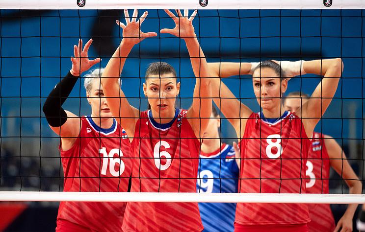 ВФВ: российские волейболистки совершали ошибки в самые важные моменты матча с итальянками