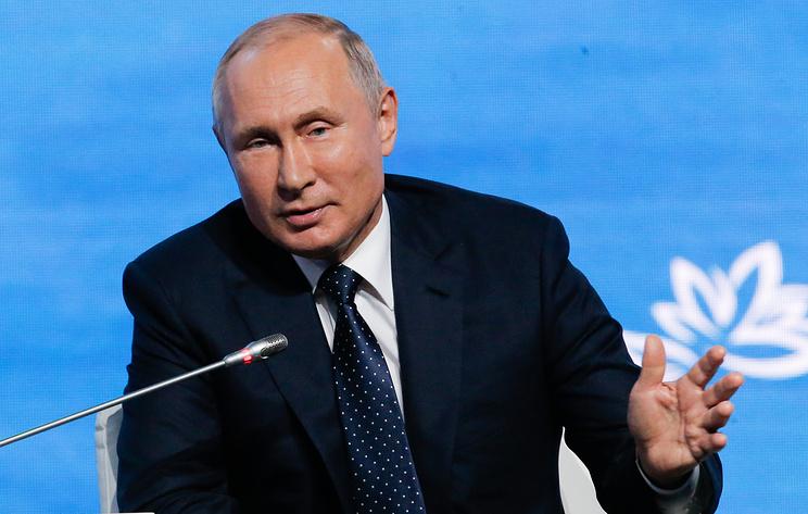 Путин рассказал, что предлагал Трампу приобрести у России гиперзвуковое оружие