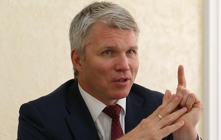Колобков считает интересной идею провести в России женский ЧМ по баскетболу 2022 года