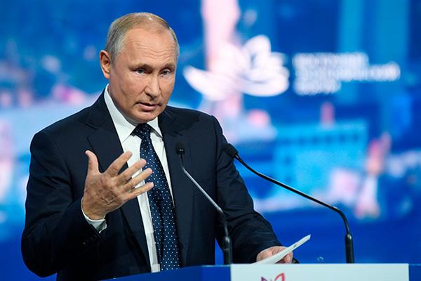 Путин одобрил новый мегапроект