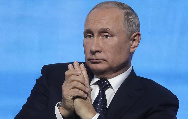 Путин собирается принять участие в едином дне голосования 8 сентября