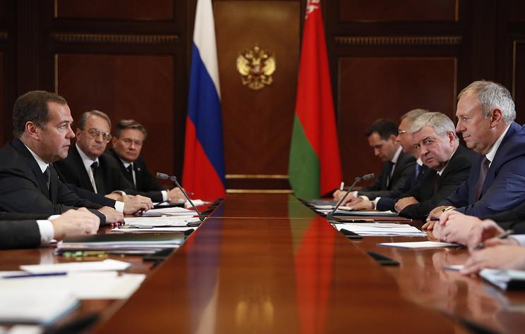 Проекты правовых актов по плану интеграции России и Белоруссии подготовят в 2020 году