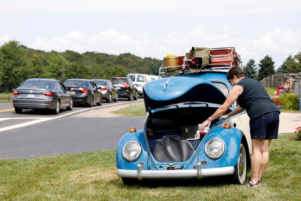 Volkswagen решил воскресить «Жука»