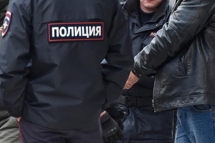 В центре Москвы произошло вооруженное ограбление со стрельбой