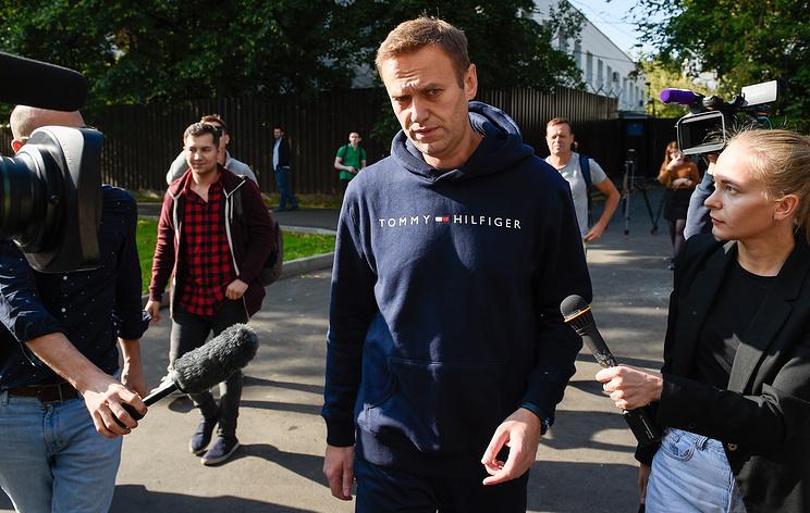 В штабе Навального в Петербурге нашли десятки бюллетеней для голосования