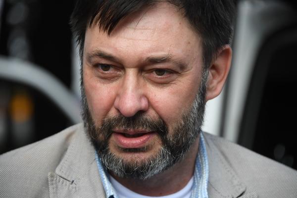 Вышинский заявил о возвращении на Украину