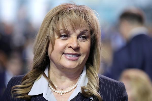Памфилова заявила о готовности накормить напавшего на нее мигранта