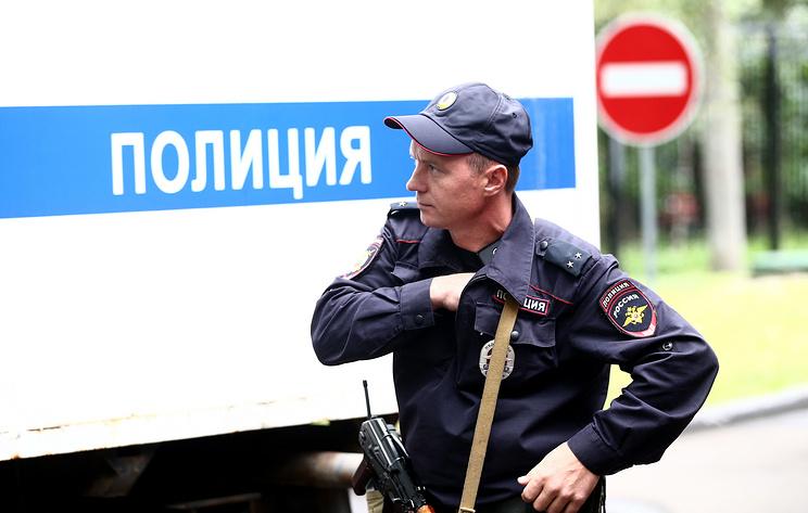 Полиция проверяет информацию об обстреле автобуса с журналистами в Туве