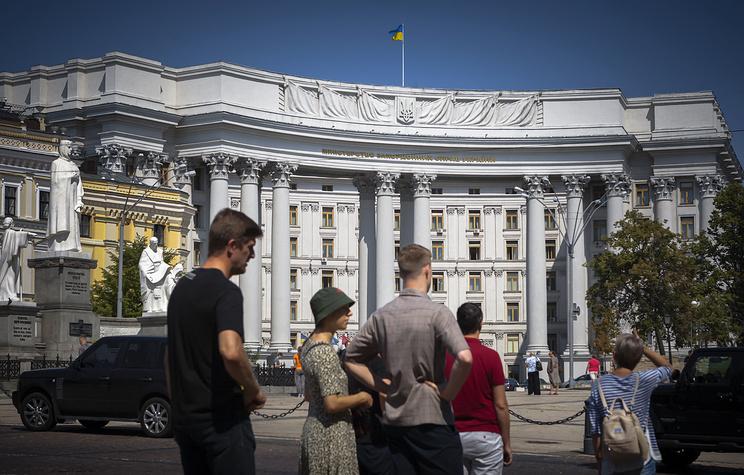 МИД Украины выразил протест в связи с проведением местных выборов в Крыму