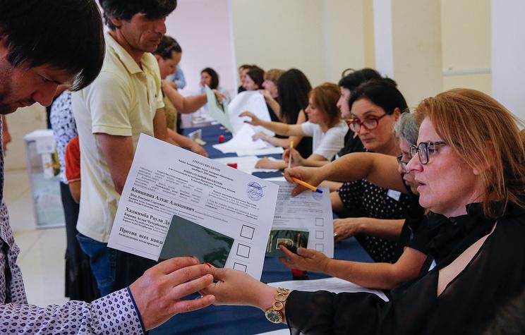 Явка на выборах президента Абхазии превысила 50%