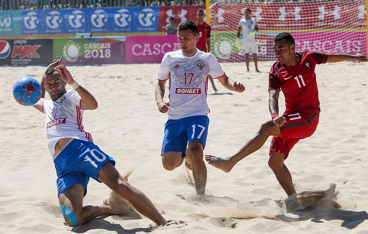 Упущенная победа. Сборная России по пляжному футболу стала второй в Суперфинале Евролиги
