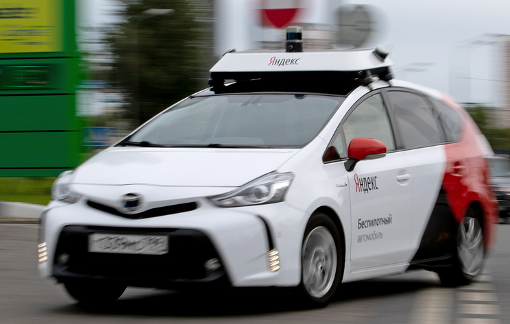 """Беспилотные автомобили """"Яндекса"""" с 2018 года проехали 1 млн км"""