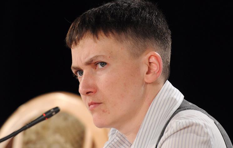 Надежда Савченко заявила, что из-за судимостей не может устроиться на работу