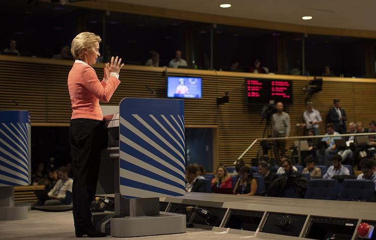 Гендерный и географический баланс. ЕС озвучил новый состав Еврокомиссии