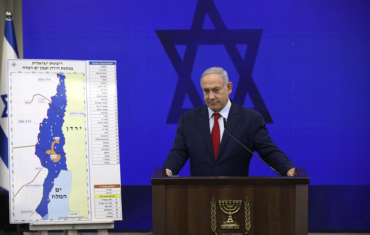 Нетаньяху пообещал аннексировать часть Западного берега Иордана в случае победы на выборах