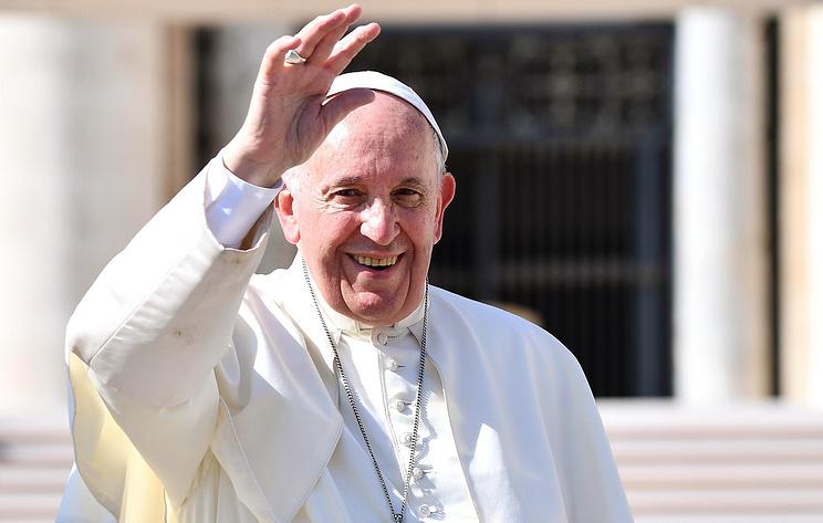 Папа Римский Франциск заявил, что не боится церковного раскола