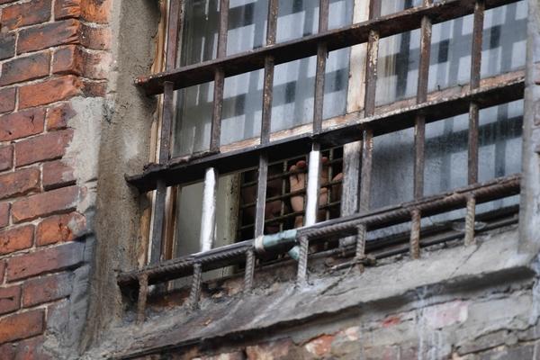 В заброшенной башне «Бутырки» нашли заключенных
