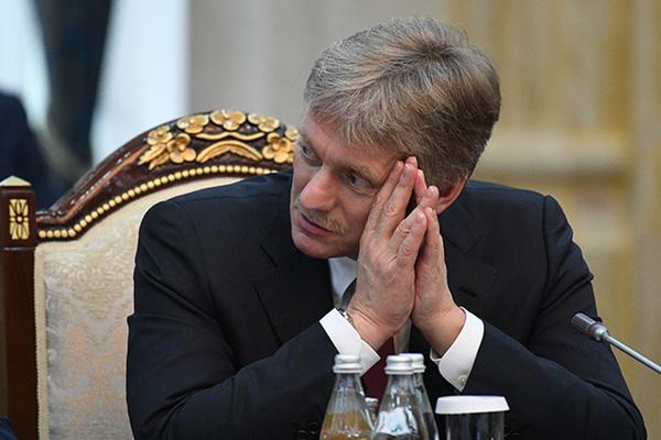 Кремль отреагировал на данные о доступе Смоленкова к «чувствительной» информации
