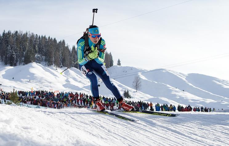 Международный союз биатлонистов снял обвинения в допинге со спортсменов сборной Казахстана