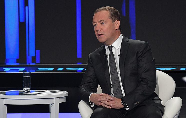 Медведев считает, что для регулирования цифровой сферы достаточно рамочного закона