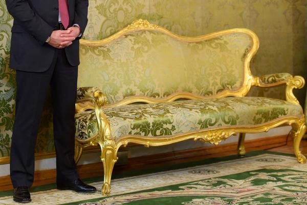 В России исчезнет запрет на мягкие диваны в кабинетах министерств