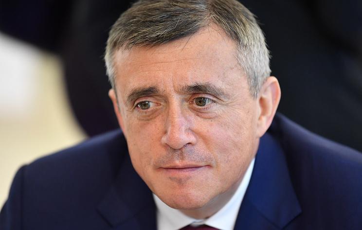 Валерий Лимаренко вступил в должность губернатора Сахалинской области