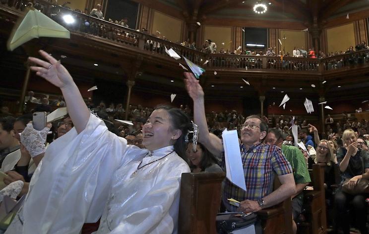 В США вручили Шнобелевские премии