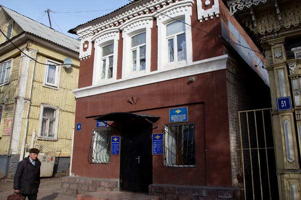 Место предполагаемого изнасилования дознавательницы из Уфы попало на видео