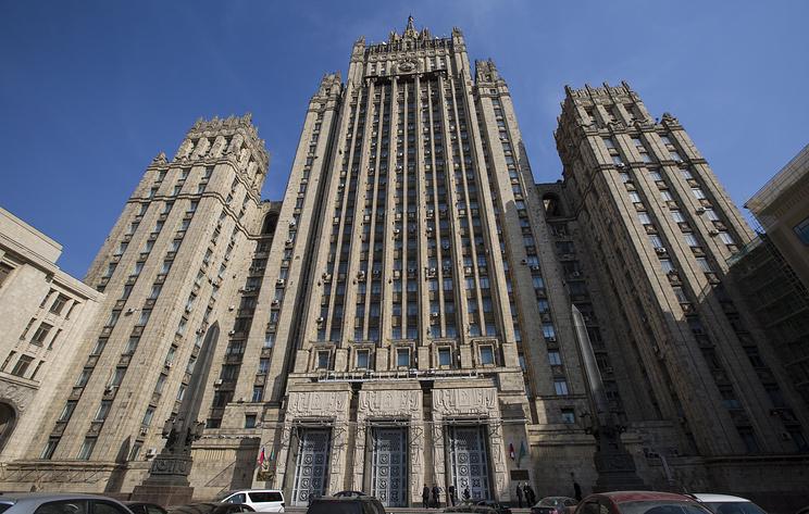 В МИД России считают необходимым возобновить переговоры США и талибов