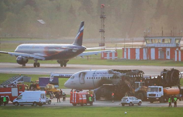 СК предъявил обвинение пилоту Евдокимову по делу о катастрофе SSJ-100 в Шереметьево