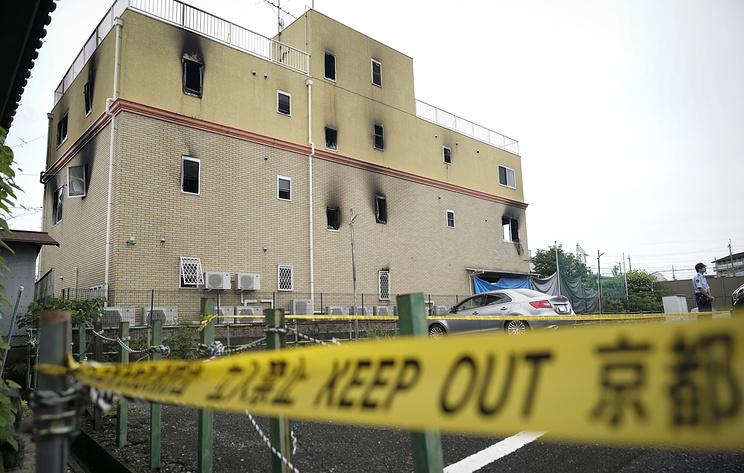 СМИ: число жертв поджога анимационной студии в Японии возросло до 36 человек